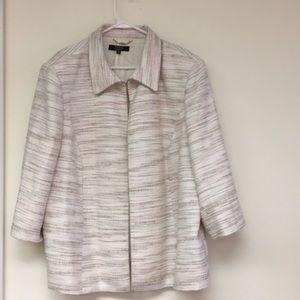 Alex Marie Career Jacket Blazer Size 22